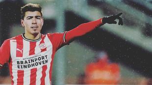 Erick Gutiérrez no podrá cerrar la temporada de la Eredivisie con el...