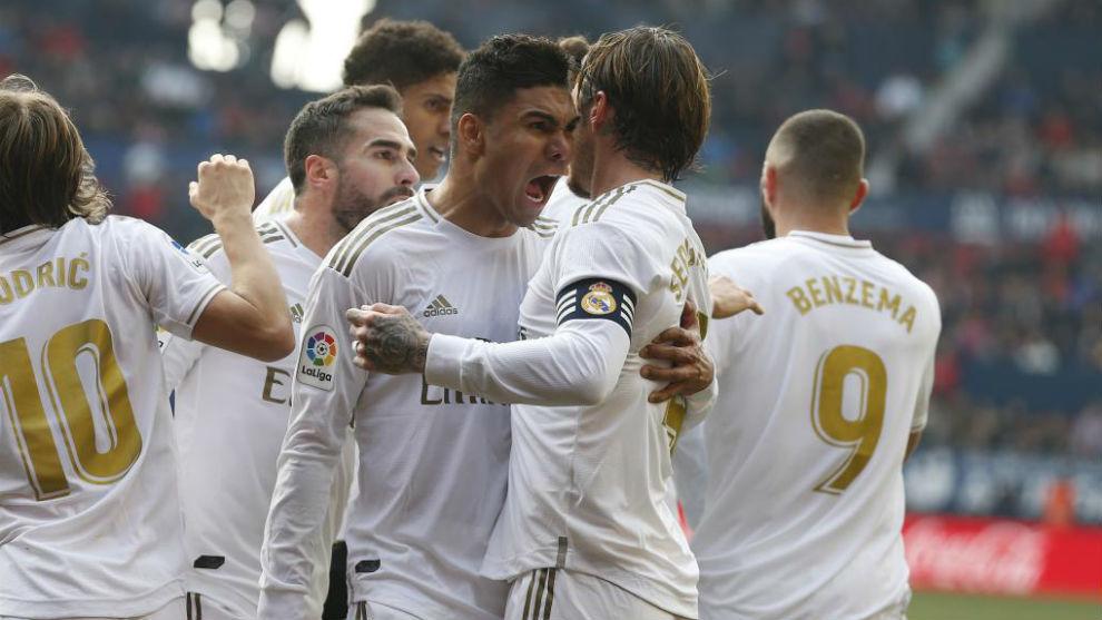 """""""Veo altas probabilidades de que el Real Madrid gane LaLiga"""""""