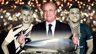 Florentino Perez - Real Madrid - Proyecto 2025