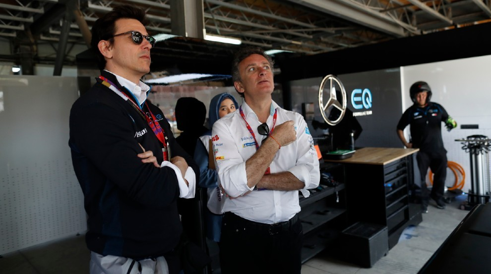 Toto Wolff: \