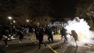 Disturbances in Minnesota.