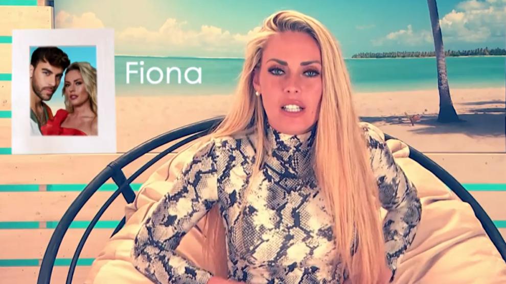 Fiona - Love Island