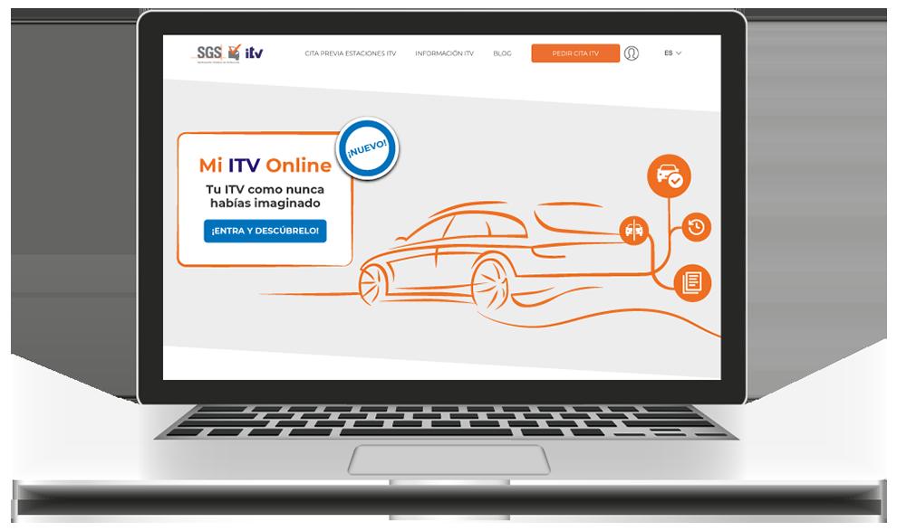 Mi ITV Online