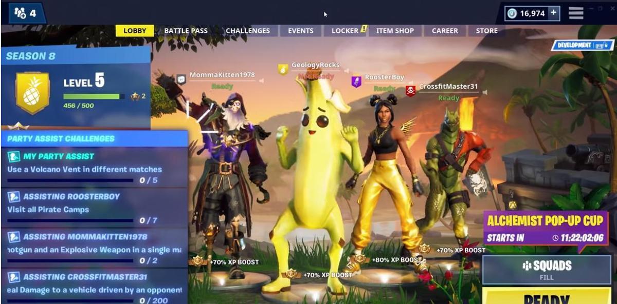 Una squad