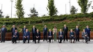 ¿Quién es quién en el equipo de Florentino? Compañeros, amigos, una mujer y un 'fichaje'