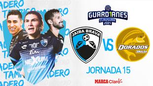 Tampico Madero vs Dorados, en vivo el partido.