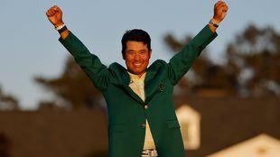 Japón está de fiesta en el golf.