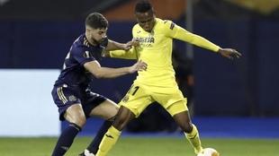 Apuestas Europa League Villarreal Dinamo Zagreb