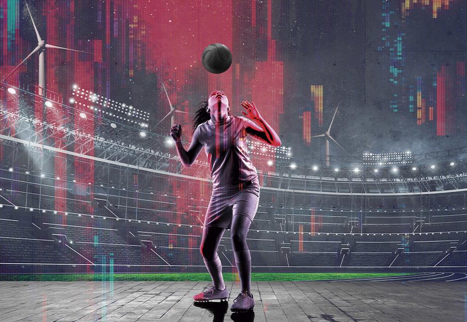 Imaginando el fútbol del futuro para cambiar la sociedad
