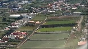 Panorámica de la Ciudad Deportiva Javier Pérez