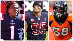 ¿Qué fue de Cam Newton, Von Miller y toda la generación 2011 del Draft?