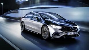 Mercedes-Benz EQS eléctrico 2021