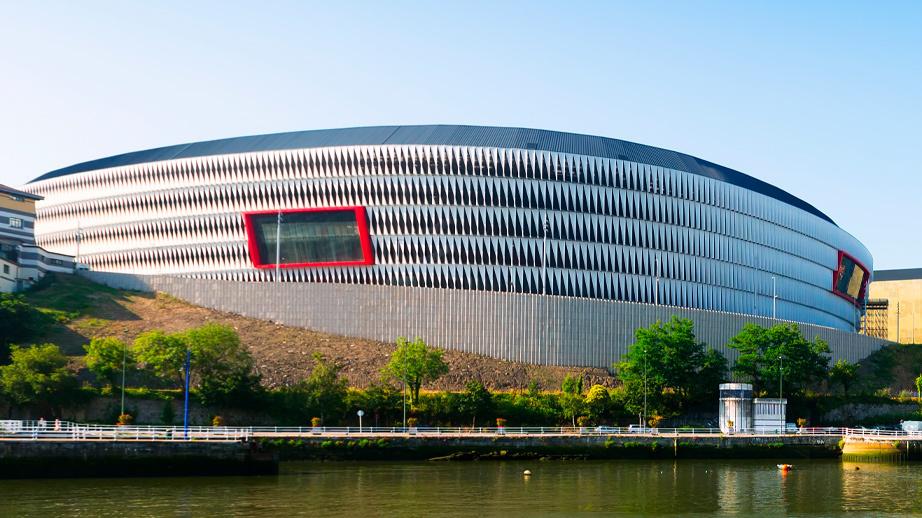 Estadio de fútbol San Mames (Bilbao)