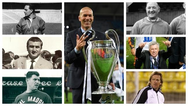 Los tres increíbles desafíos que están a tiro de Zidane