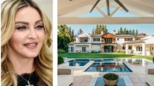 Madonna se ha comprado una mansión por 19 millones de euros en...