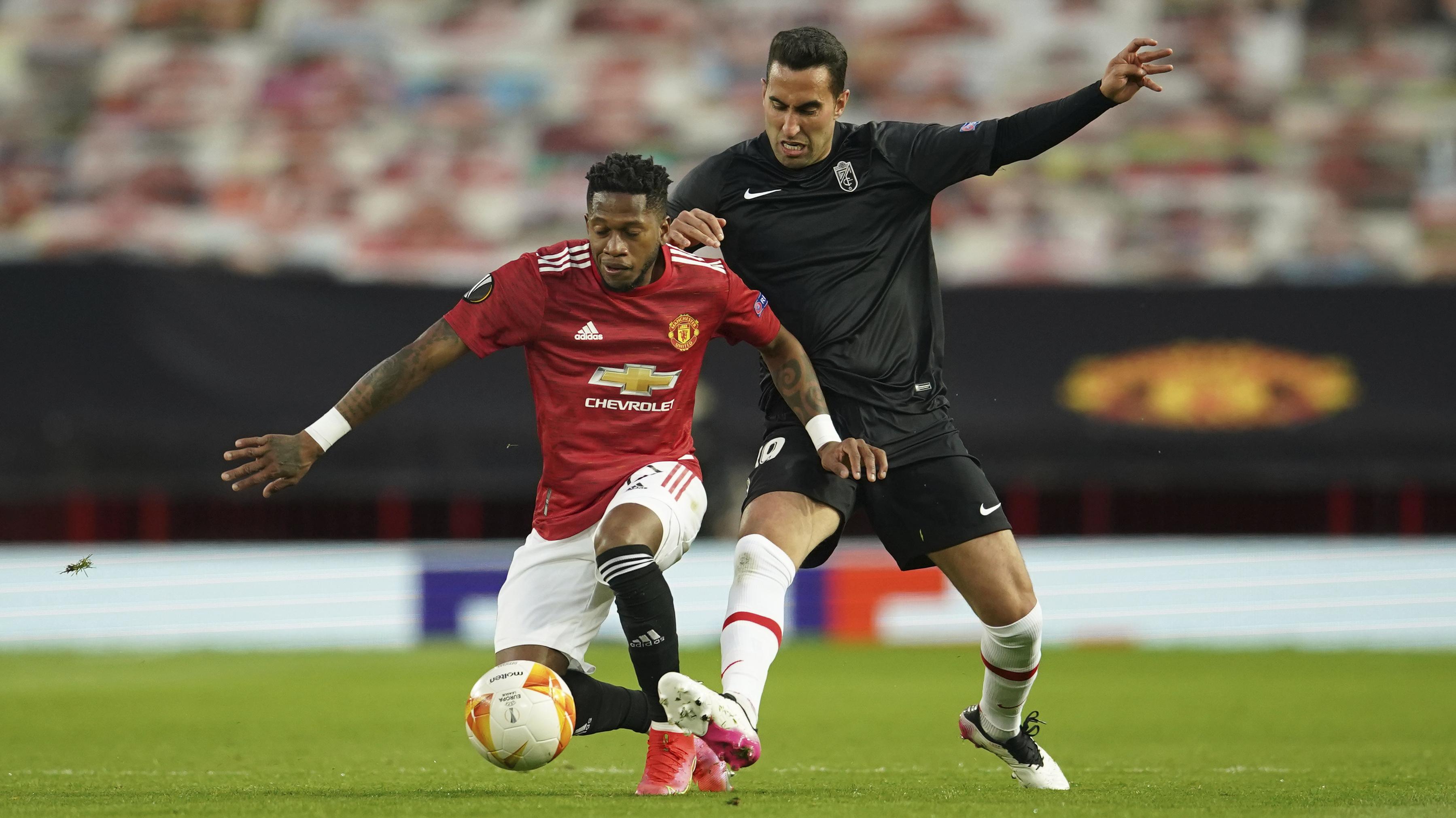 Manchester United alcanza las semifinales de la Europa League tras eliminar a Granada
