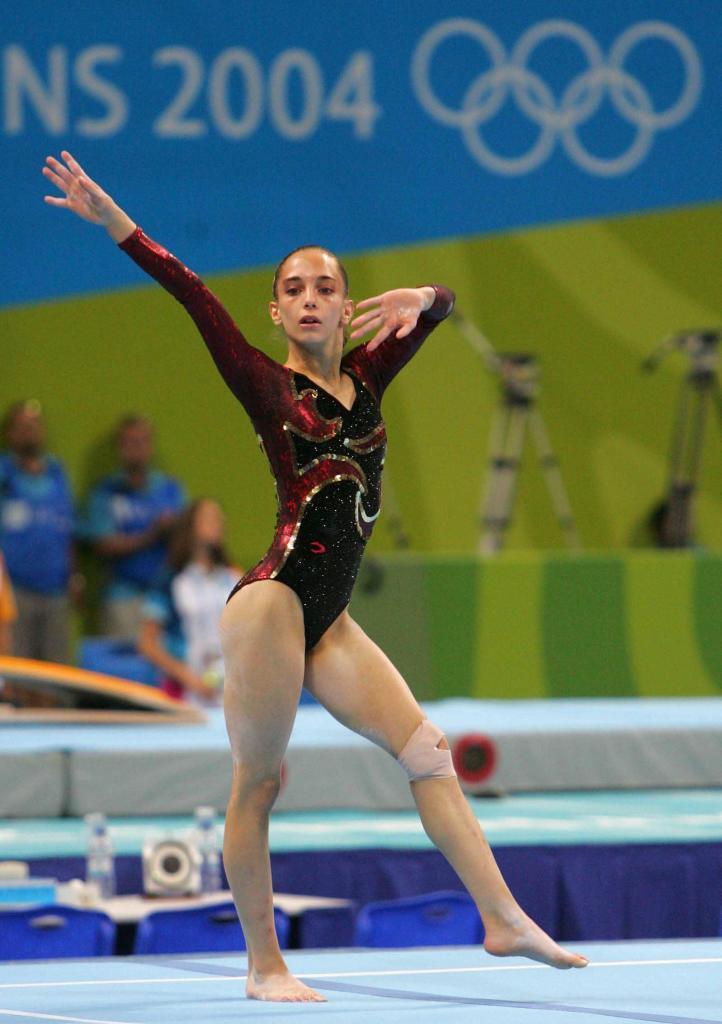 Patricia Moreno, en acción