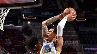 Toscano tuvo una noche histórica en la NBA.