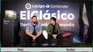 El Clásico e Ibai Llanos revientan Twitch