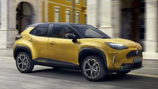 Toyota Yaris Cross - Precio - SUV urbano - Tracción total