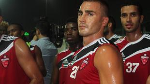 El italiano, durante su última etapa como futbolista en activo,...