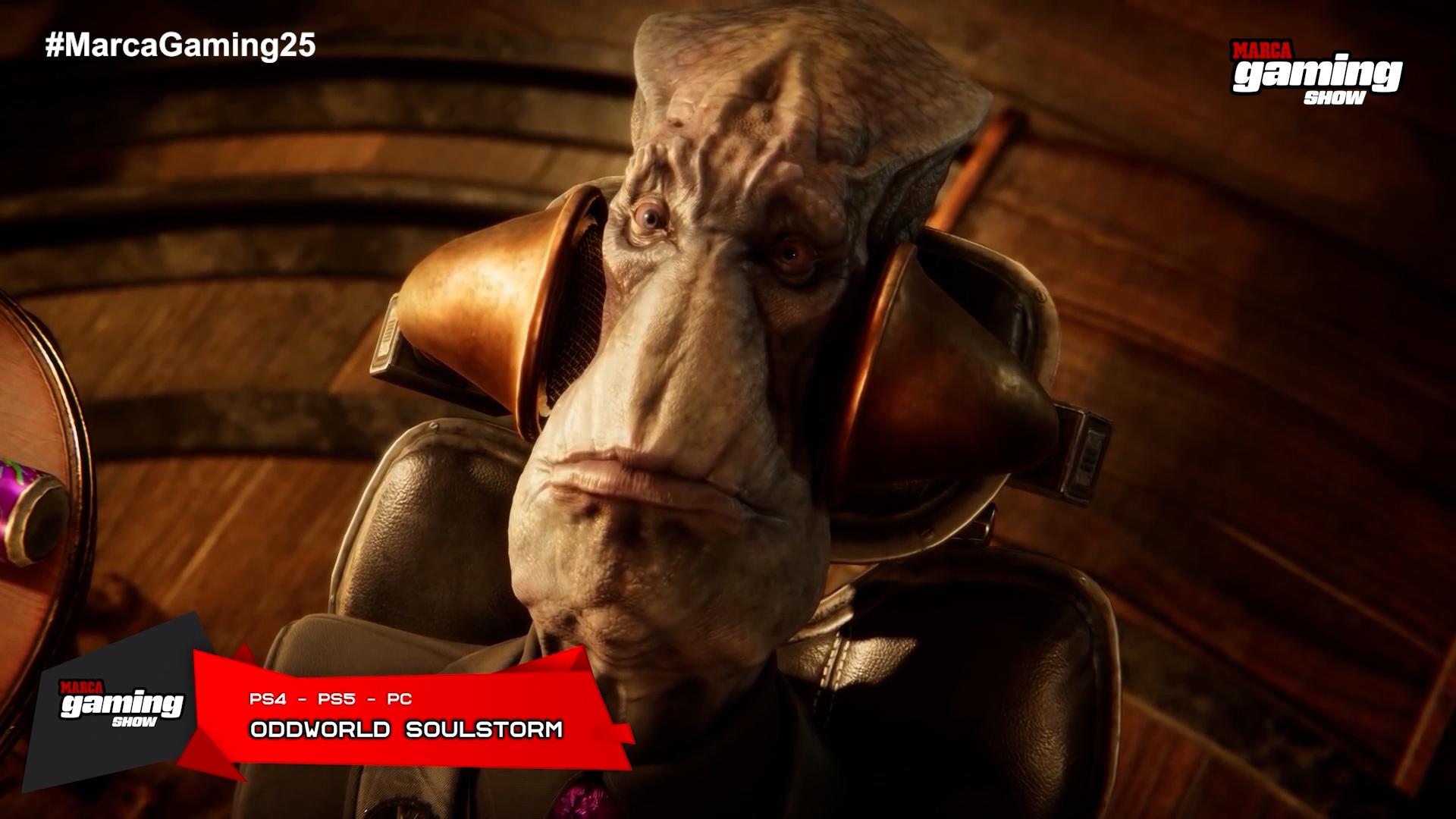 Oddworld Soulstorm (PS4)