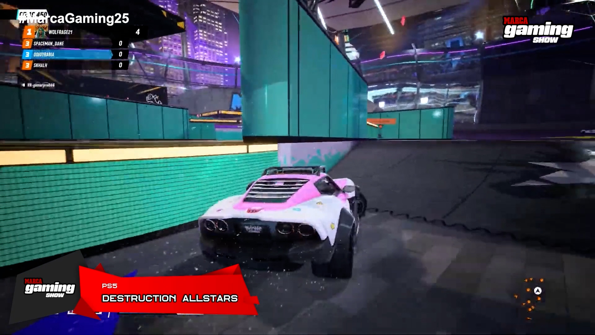 Destruction All Stars (PS5)