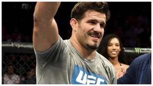 Juan Espino regresa a UFC para enfrentarse a Romanov.