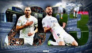 Benzema about to renew at Real Madrid until 2023