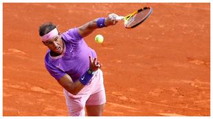 Nadal Zverev Master Roma 2021 - Donde ver TV Horario ATP Roma