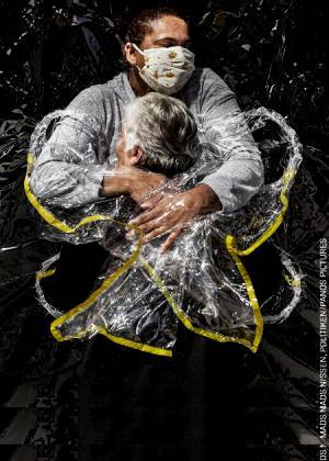 World Press Photo 2021: gana una fotografía sobre la pandemia del Covid