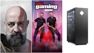 Goyo Jiménez en el #MarcaGaming25 y sorteamos un ordenador OMEN 25L
