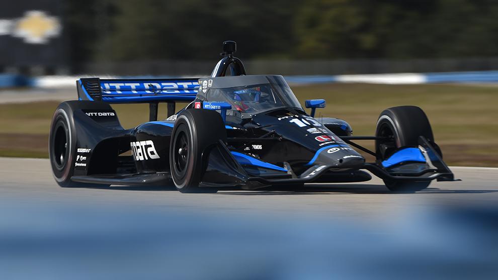 Álex Palou Indycar 2021
