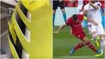 Así quedó la bota de Karim Benzema tras una peligrosa entrada de Milner