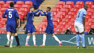El Chelsea deja a Pep con cara de póker, se mete en la final de la FA Cup y lanza un aviso al Madrid