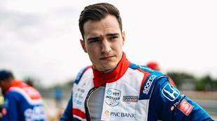 Alex Palou Ganassi Indycar Barber