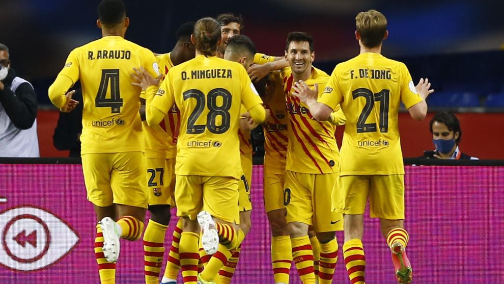 Barcelona, campeón de la Copa del Rey