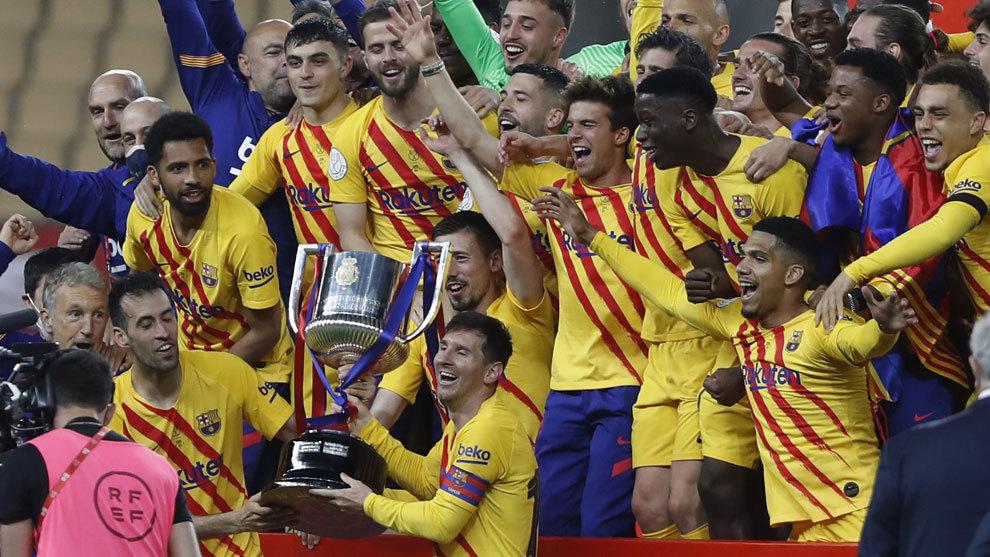 Este Barça ya es campeón