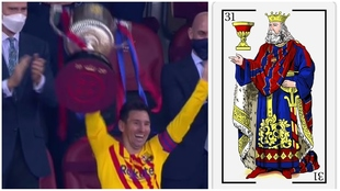 Barcelona are still cup kings