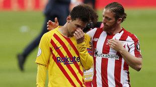 Messi and Muniain