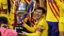 Lionel Messi suma un trofeo más para la causa blaugrana.