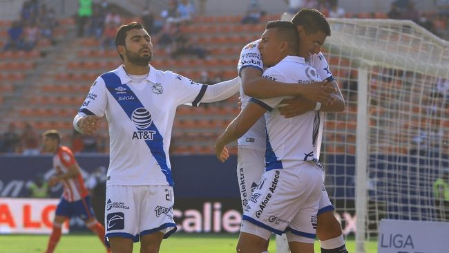 Puebla sigue entre los cuatro mejores equipos tras vencer al Atlético...