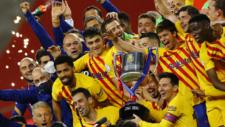 ¡Barça, campeón de Copa!