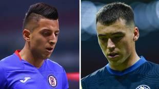 Jugadores que quedaron a deber en el América vs Cruz Azul