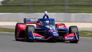 Álex Palou Indycar 2021 Barber