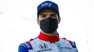 Álex Palou clasificación Barber Indycar 2021