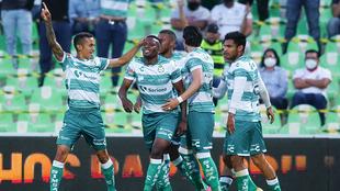 Santos se mete entre los cuatro mejores de la Liga MX