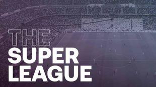 Logo oficial de la Superliga europea.