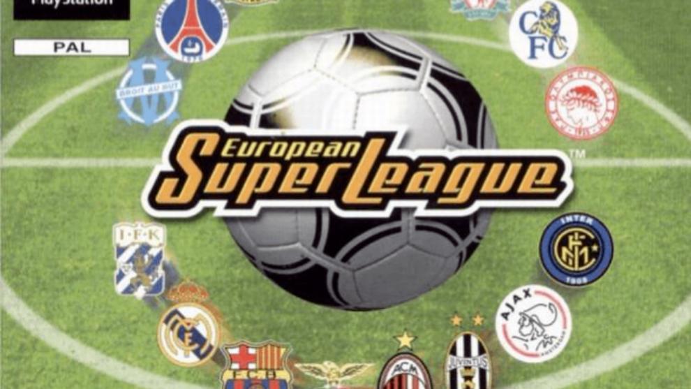 European Super League, el videojuego de 2001 que se adelantó a la realidad