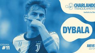 Dybala, en el anuncio